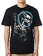 Volcom Fright Night Black T-Shirt
