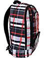 Volcom Girls Schooly Checks Backpack