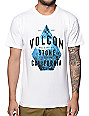 Volcom Handy Corp White T-Shirt
