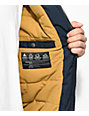 Volcom Hernan Insulated Navy Bomber Jacket