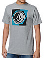 Volcom Hop Scotch Heather Grey T-Shirt