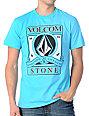 Volcom Industry Blue T-Shirt
