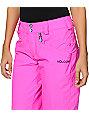Volcom Logic Pink 8K Snowboard Pants