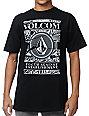 Volcom Magnate Black T-Shirt