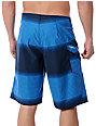 Volcom Maguro Blue Fade Board Shorts