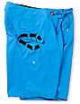 Volcom Maguro Solid Blue 22 Board Shorts