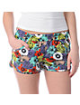 Volcom Rev Up 2.5 Floral Shorts