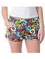 Volcom Rev Up 2.5 Floral Shorts