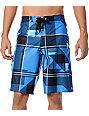 Volcom Shotgun Annihilator Blue 21 Board Shorts