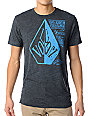 Volcom Spied Charcoal T-Shirt