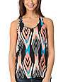Volcom V.Co Lives Twist Back Tank Top
