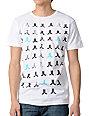 WeSC BW Icon White T-Shirt