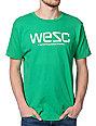 WeSC Green T-Shirt