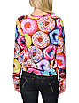 Workshop Allover Donuts Sublimated Crew Neck Sweatshirt