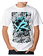 Young & Reckless Brick Wall White T-Shirt