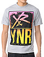 Young & Reckless YNR Below Grey T-Shirt
