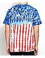 Zero Americana Single Skull Tie Dye T-Shirt