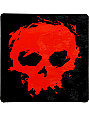 Zero Blood Skull 4 Sticker