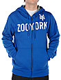 Zoo York Lockdown Blue Hoodie