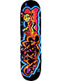 "Zoo York Ortiz Rime 8.1""  Skateboard Deck"