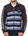 adidas Gonz Blue Zip Up Track Jacket