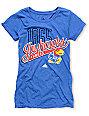 adidas Kansas Jayhawks Game T-Shirt