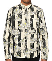 10 Deep 16 Bit Long Sleeve Button Up Shirt