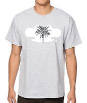 10 Deep Black Palm T-Shirt