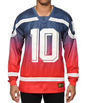 10 Deep Bruisers Long Sleeve Jersey