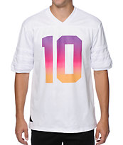 10 Deep Burnout Mesh Football Jersey