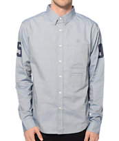 10 Deep DXXP 95 Long Sleeve Button Up Shirt