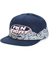 10 Deep Fkn Tight Snapback Hat