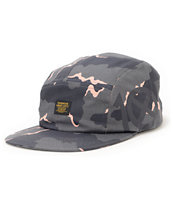 10 Deep Ironsides Navigator Navy 5 Panel Hat