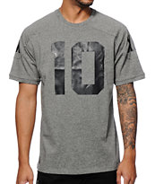10 Deep J. Brown Football Jersey T-Shirt