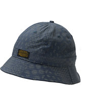 10 Deep J. Evans Navy Bucket Hat