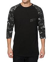 10 Deep Marble Slope Baseball T-Shirt