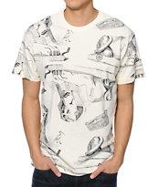 10 Deep New Standard White T-Shirt