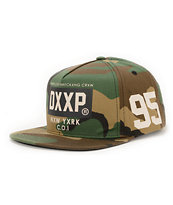 10 Deep Night Owls Camo Snapback Hat