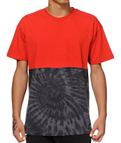 10 Deep Raise Up Split T-Shirt
