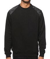 10 Deep Red Tail Crew Neck Sweatshirt