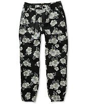 10 Deep Siler Hibiscus Slim Fit Jogger Pants