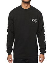 10 Deep Stacks Long Sleeve T-Shirt