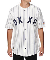 10 Deep Streamline Baseball Jersey