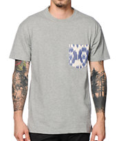 10 Deep Tribes Pocket Tee Shirt