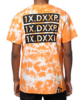 10 Deep Triple Box Tie Dye T-Shirt