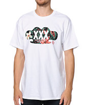 10 Deep Triple X Inc White Tee Shirt