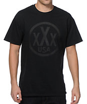 10 Deep Triple X USA T-Shirt