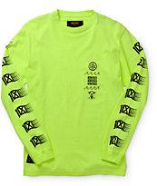 10 Deep Wxrld Wide W@ve Long Sleeve T-Shirt