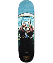 "2Pac x Primitive Against The World 8.0"" Skateboard Deck"