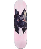 "3D Gillette Collie Walter 8.25"" Skateboard Deck"